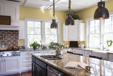 Create Good Feng Shui For Your Kitchen With Colors And